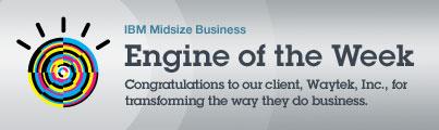 IBM-Names-Waytek-Website-Engine-Of-The-Week