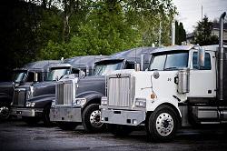 Semi-Truck-Fleet