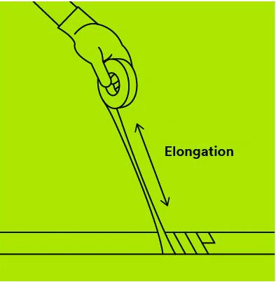 Elongation green drawing corrected