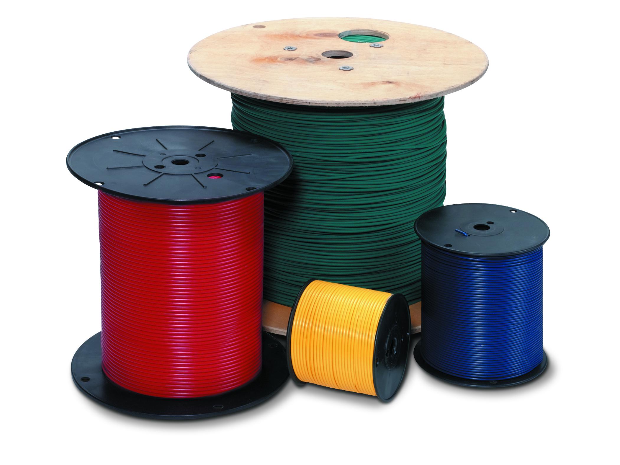 16 Gauge Black Gxl Thin Wall Cross Link Wire Automotive Wiring Chart