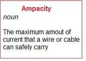 Wire Crimp - Ampacity